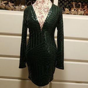 Banjul Sequin dress